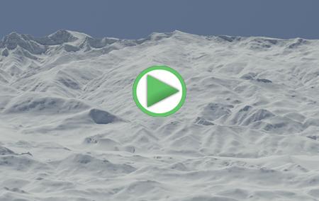 Animación de la Estación de Esquí Sierra Nevada