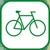 Icono para rutas cicloturistas