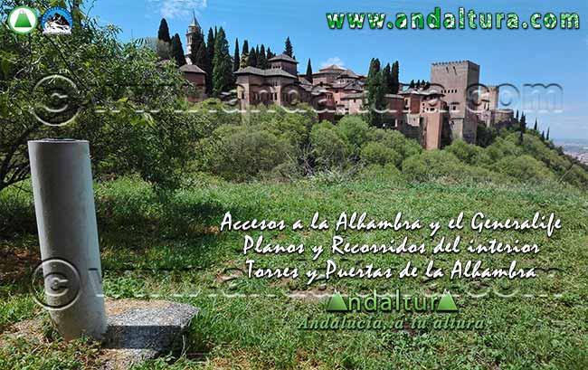 Lo que necesitas saber para planificar y conocer la Alhambra y el Generalife
