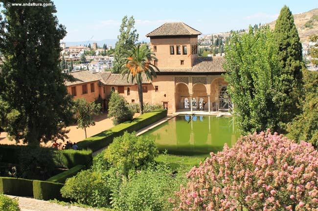 Palacio Bajo del Partal