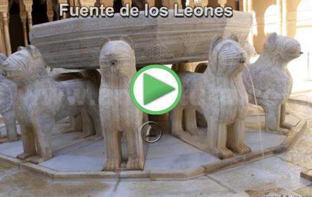 Zonas de la Alhambra y el Generalife