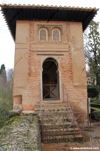 Oratorio del Partal, junto a la Torre de las Damas