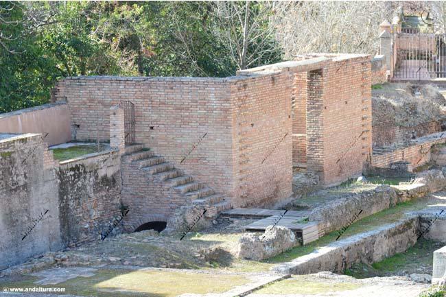 Ruinas de la Torre de los Abencerrajes