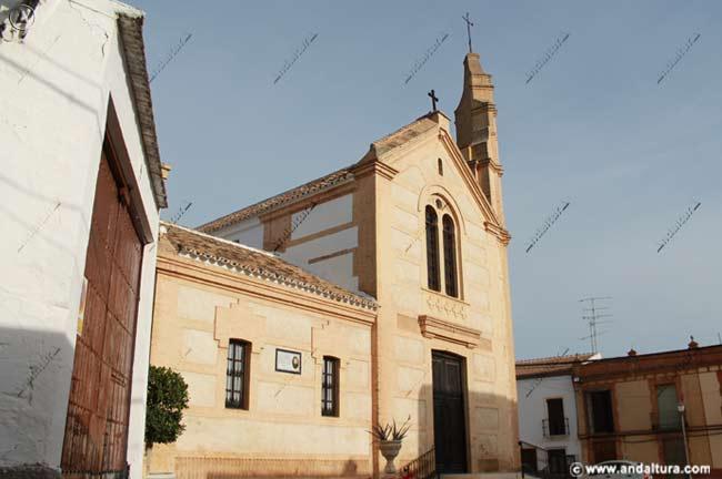 Iglesia Nuestra Señora de las Virtudes - Fuente de Piedra -