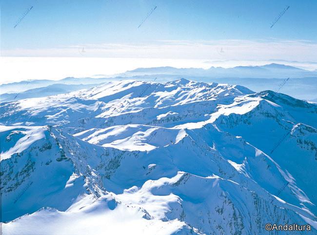 La Alta Montaña de Sierra Nevada