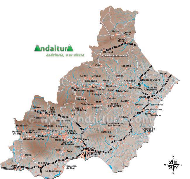 Andaltura Almeria