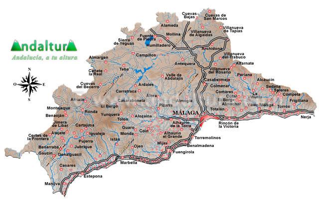 Andaltura  Provincia de Mlaga