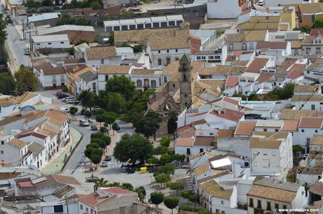 Iglesia de Nuestra Señora de la Inmaculada Concepción de Alameda