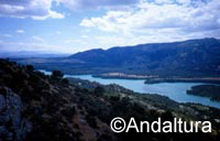 embalse del portillo