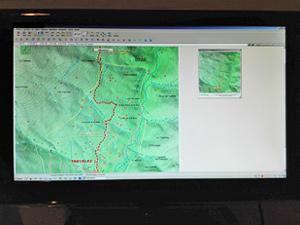 Mapas Calibrados para Dispositivos Informáticos de la Guía del Sendero Sulayr