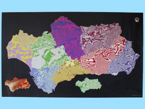 Una Sublime Realidad - Mapas de Andalucía -