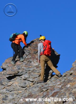 Actividad; Alpinismo en Andalucía