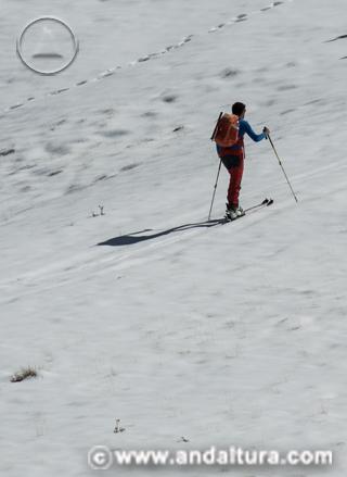 Actividad, Esquí de Travesía en Andalucía
