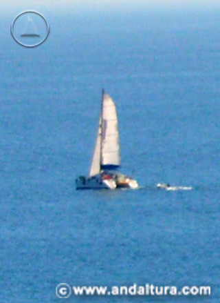 Actividad, Recorridos en Barco en Andalucía