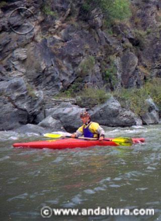 Actividad, Rutas de Canoas en Ríos en Andalucía