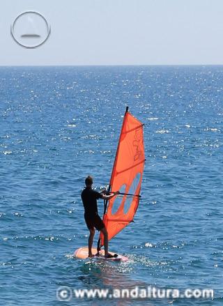 Actividad, Windsufr en Andalucía