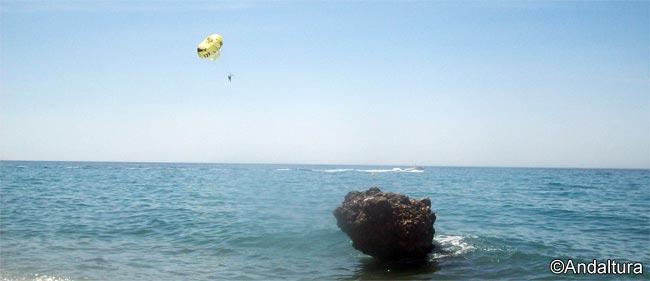 Deportes y Actividades en las playas de Andalucía