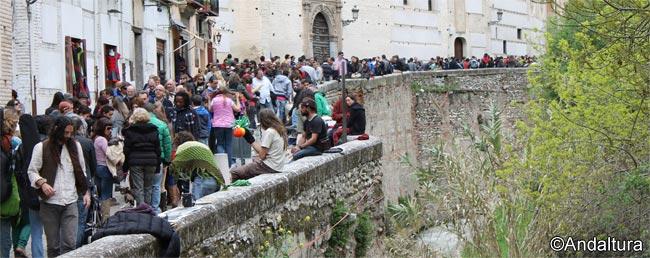 Rutas turísticas y culturales por Andalucía