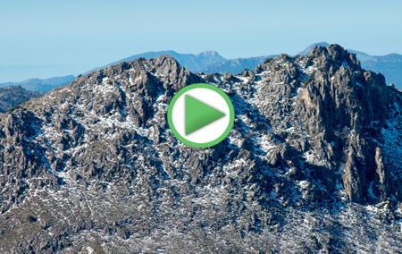 Vistas desde la cumbre de Los Castillejos (Alayos de Dílar) el 13/04/2019