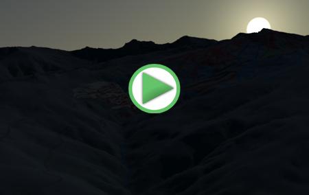 Animación sobre la Estación de Esquí Sierra Nevada, Temporada 2013-2014