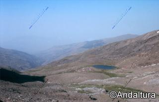 Laguna de Majano y Valle del Mulhacén