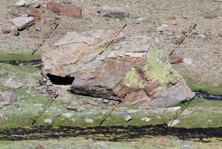 Refugio Natural por el río Maitena