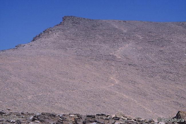 Veredas por la Loma del Mulhacén
