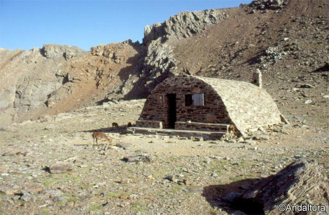 Refugio-Vivac de la Caldera