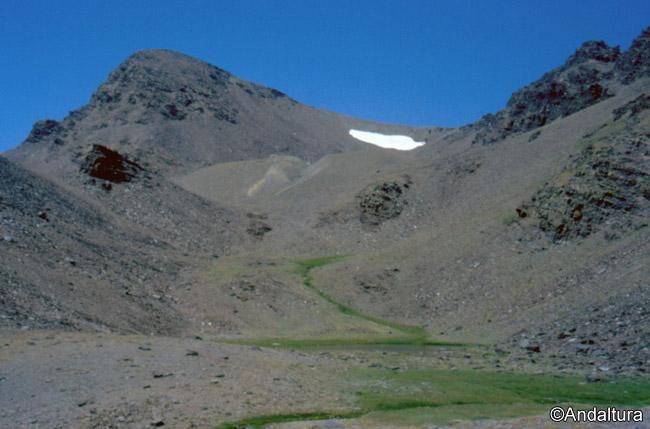 Laguna de Nájera y Cerro del Caballo
