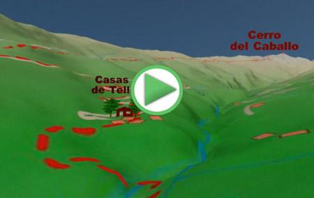 Animación al Cerro del Caballo por el Hoyo del Zorro