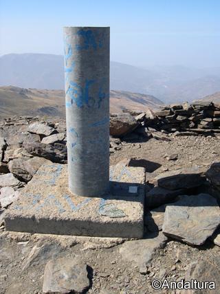 Vértice Geodésico del Cerro del Caballo