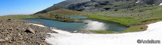 Laguna Lavaderos de la Reina