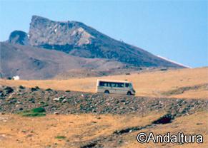 Microbuses, Servicio de Interpretación de Altas Cumbres