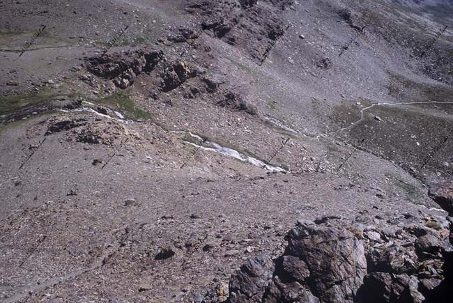 Refugio Natural de Siete Lagunas y Chorreras Negras