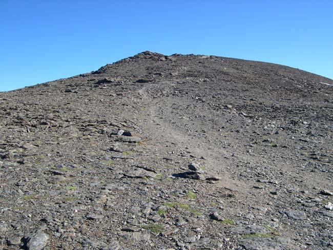 Loma del Mulhacén