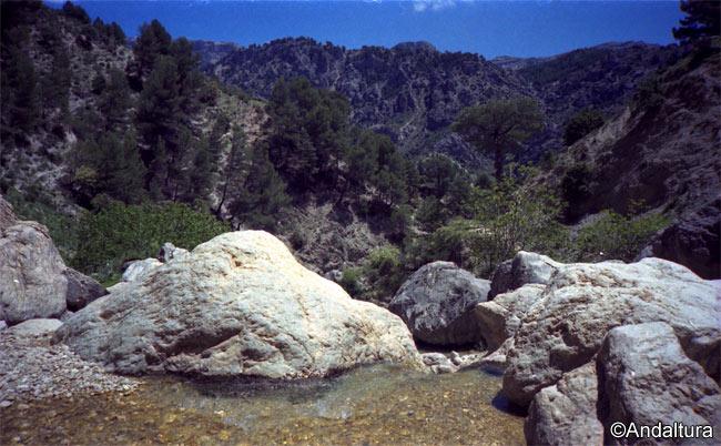Rocas Cerrada de la Magdalena