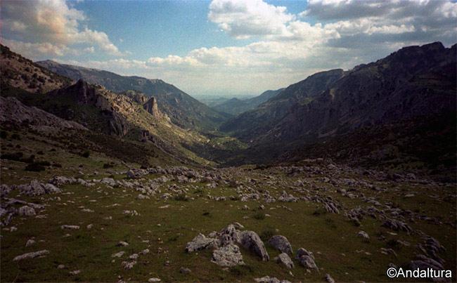 Valle del río Castril