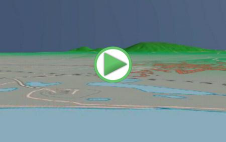 Animación Virtual del Sendero del Laguneto