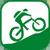 Icono para rutas BTT andaltura