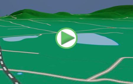 Animación virtual de la Ruta de Senderismo por la Laguna de la Ratosa