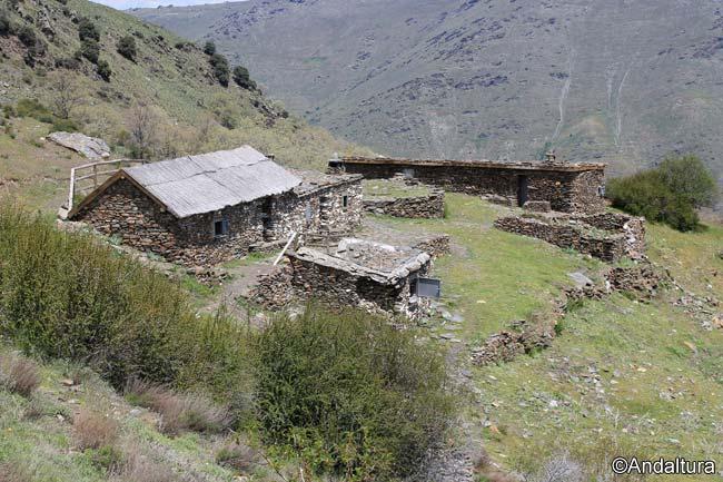 Cortijo y Refugio del Hornillo