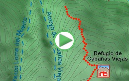 Animación de la ruta por el Robledal de la Dehesa de San Juan