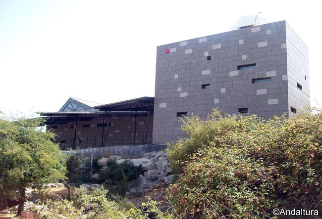 Observatorio Astronomico Torcal Alto, junto al Centro de Visitantes