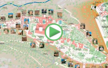Animación Virtual por las Torres de la Alhambra