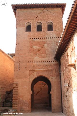 Puerta de la Rauda
