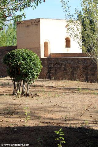 Torre Baltasar de la Cruz desde Medina