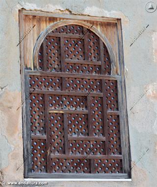 Celosia ventanas Torre de Comares