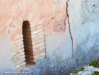 Detalle Torre de comares