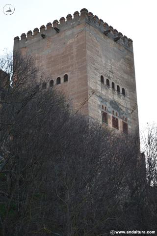 Torre de Comares desde el Rey Chico