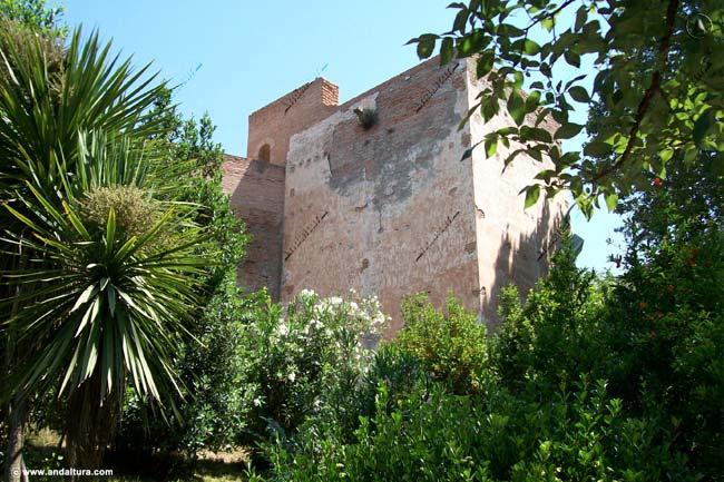 Torre de Juan de Arce desde el Paseo del Generalife